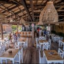 Restaurant at Koh Rong Samloem resort
