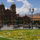 Cusco, Peru view
