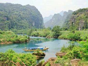 Arrival in Phong Nha National Park