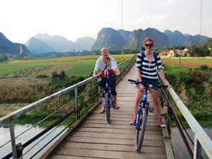 Countryside Cycling Tour & Free Time