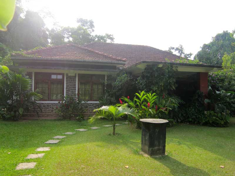 Sri Lanka holiday bungalow