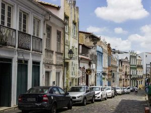 Salvador – Walking tour of the Pelourinho