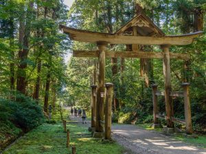 Temples and History of Hiraizumi