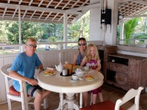 Breakfast at Gazebo Meno