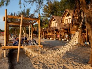 Indonesia-Gili-Meno-Cottages-Beach