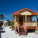 Our hotel in caye Caulker Tropical Paradise