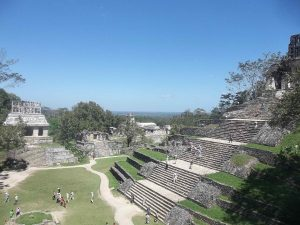 Explore the Palenque ruins, and cool off in a waterfall