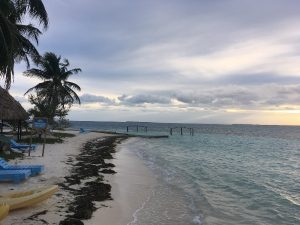 On to Ragga Caye