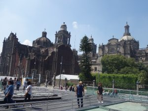Arrival in Mexico City!