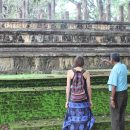 sri-lanka-polonnaruwa-staff-hannah-local-guide-arthur-temples