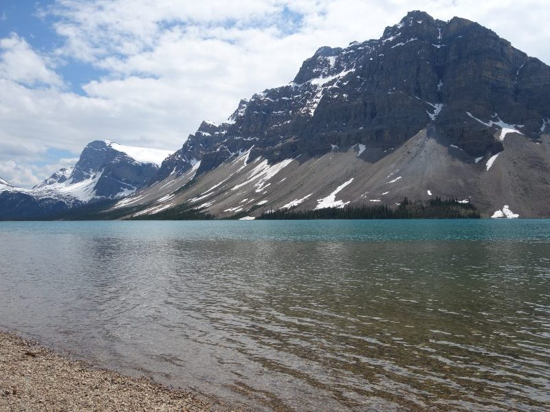 Canada-Rockies-Icefields-Parkway-Bow-Lake