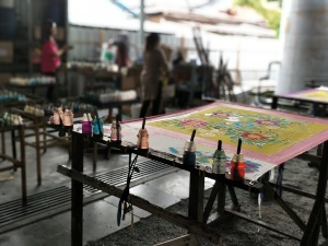 painting fabric in penang