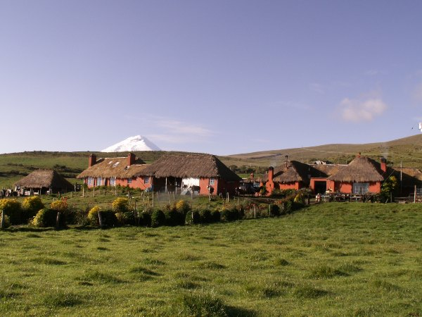 Cotopaxi Special Stay Accommodation Exterior