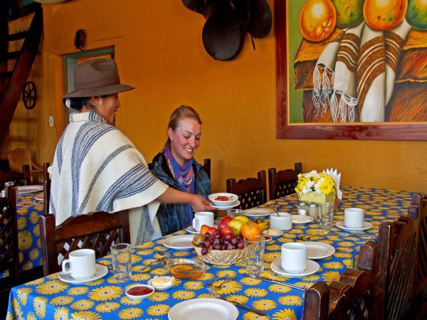 Cotopaxi Special Stay Accommodation restaurant