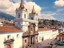 Old Town in Quito