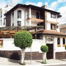 Our standard hotel in Quito