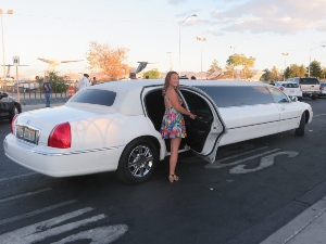 Limo Tour of Las Vegas