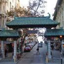 Chinatown gate entrance