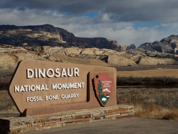 Dinosaur National Monument, USA