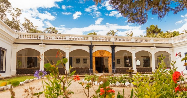 In style hotel in Otavalo