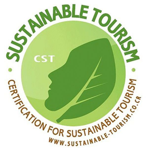 sustainable tourism logo costa rica
