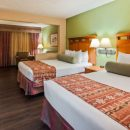 accommodation twin room with double beds