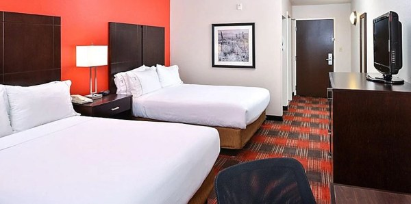 accommodation twin rooms