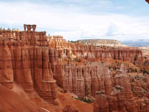 view of bryce canyon landscape