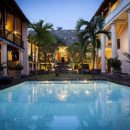 Swimming pool in Galle upgrade hotel