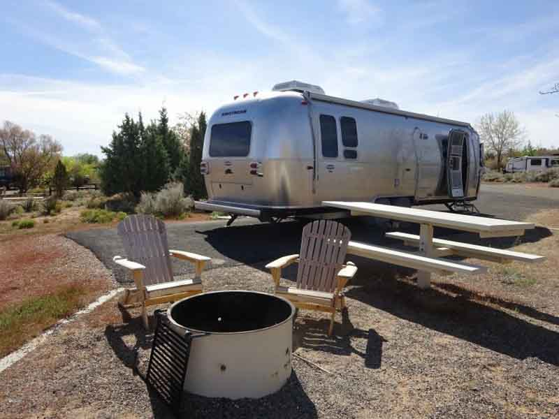 air stream accommodation in antelope canyon