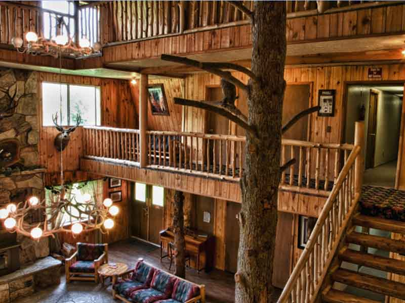ranch accommodation in bryce canyon