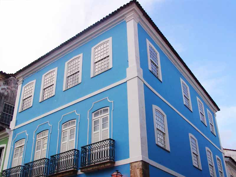 colonial mansion in salvador brazil