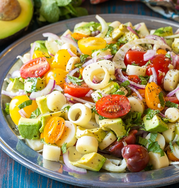 Brazilian chopped salad recipe