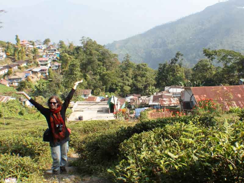 customer jennifer in darjeeling