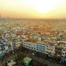 view of delhi