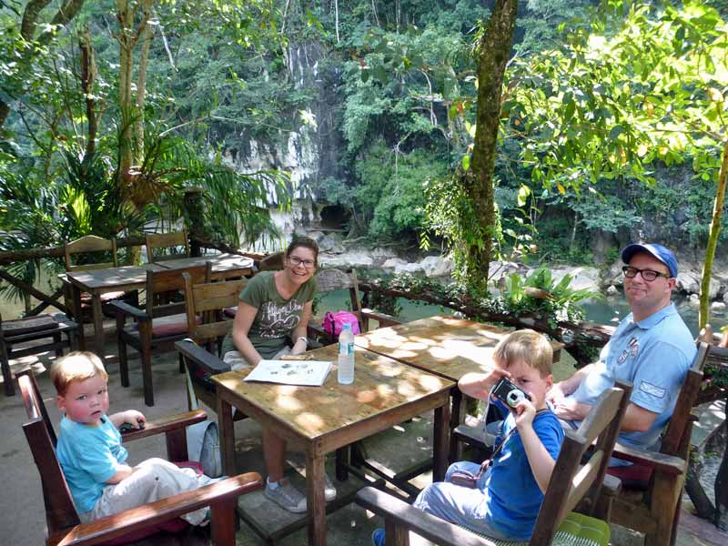 Khao Sok Thailand Family Jungle
