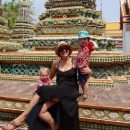 thailand family temple chiang mai