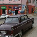 chile valparaiso car