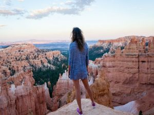Bryce Canyon Lookout USA
