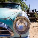 Route 66 Old Car USA